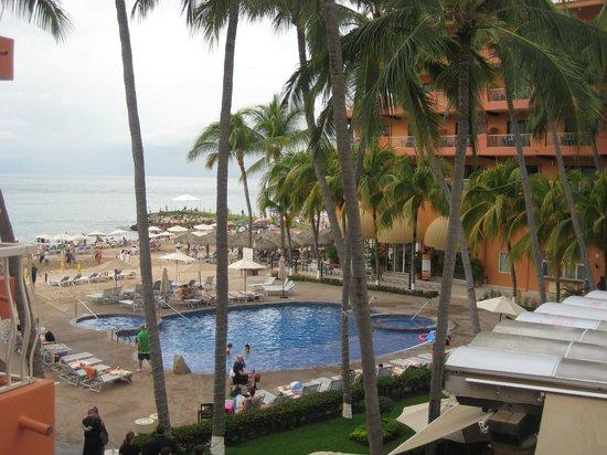 Villa del Palmar Beach Resort & Spa: view