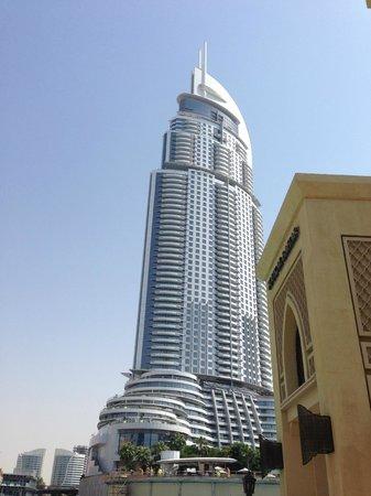 The Address Downtown Dubai: ザ アドレスダウンタウンホテル