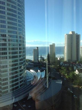 Watermark Hotel & Spa Gold Coast : view from our room