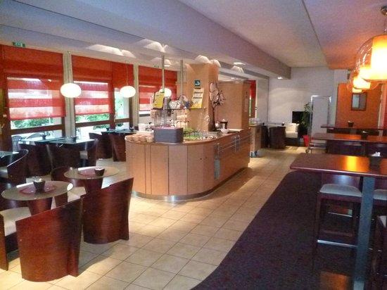 Ibis Creil sur Oise: le restaurant