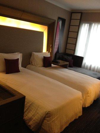 Novotel Hong Kong Nathan Road Kowloon : Twins Bed Room