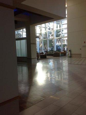 Watermark Hotel & Spa Gold Coast: Reception area