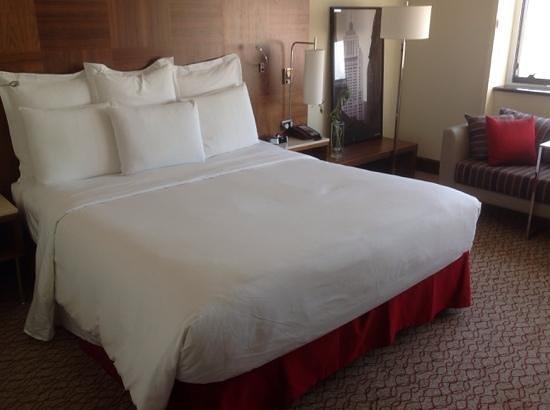 Renaissance Sao Paulo Hotel : cama
