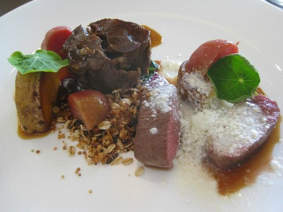 Margan Restaurant : Lamb