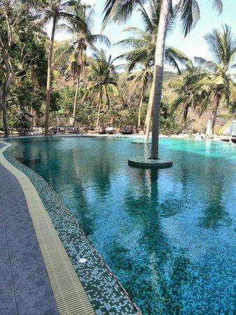Tanote Villa Hill: Zwembad