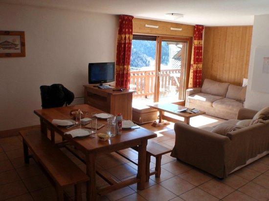 Residence Odalys La Cascade - Les Epinettes