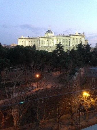 ApartoSuites Jardines de Sabatini: Stunning view