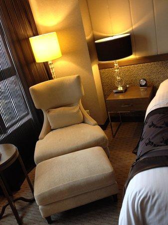 Sofitel Macau At Ponte 16: Sofa