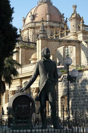 La Fonda Barranco: Jerez, Cathedral