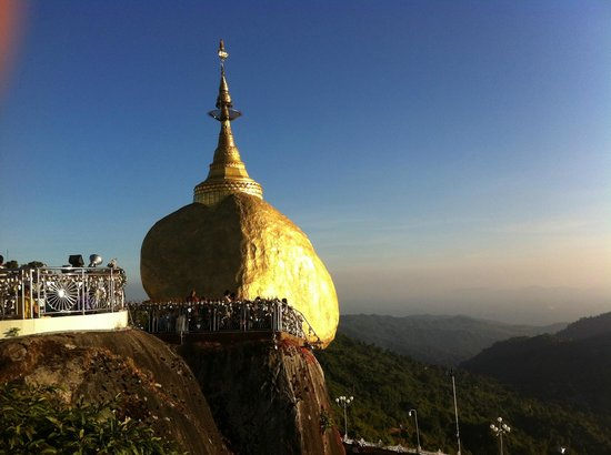 Kin Pun, Myanmar: This is what you came to see