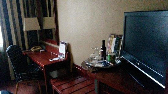 City Hotel Rovaniemi: Chambre standard