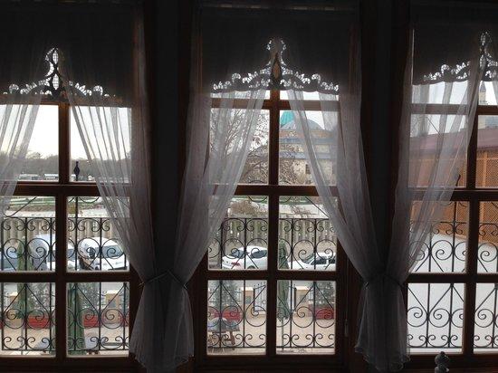 Hich Hotel Konya : Odanın Manzarası