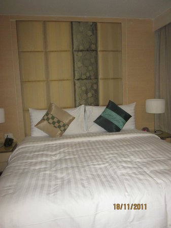 Urbana Langsuan: Room