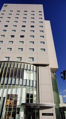 Hiroshima Tokyu REI Hotel: 外観