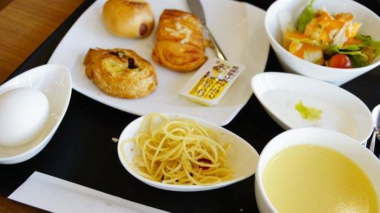 Hiroshima Tokyu REI Hotel: 朝食