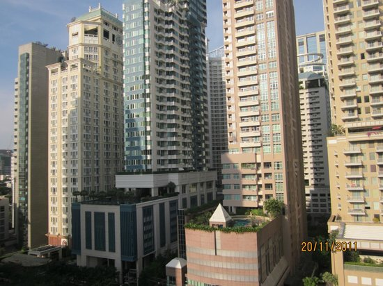 Urbana Langsuan : View from the Suite
