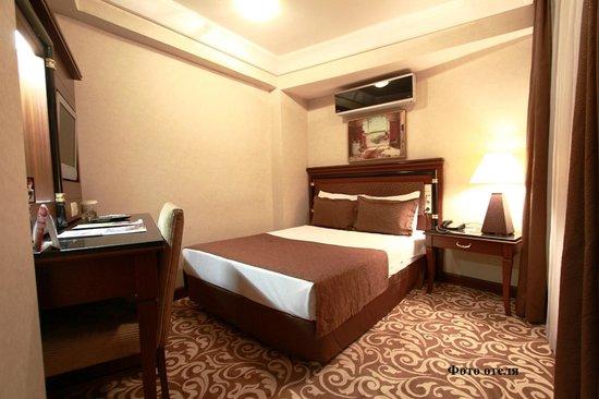 Hotel Mosaic: Номер стандарт с двуспальной кроватью