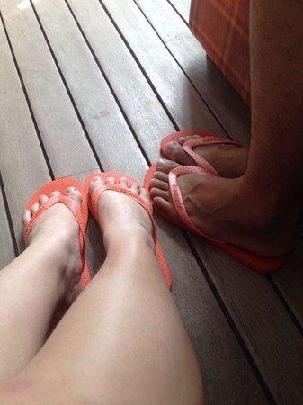 Therapy Canggu: Orange themes @ Therapy