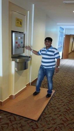 First World Hotel: Drinking water