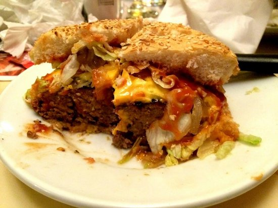 Di Martino Drinks & Brunch: Hamburger di Chianina