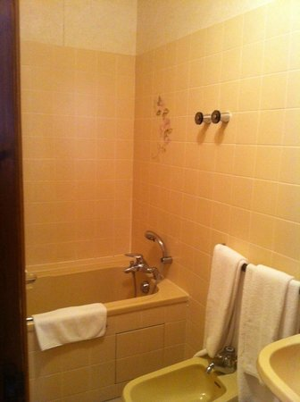 Manoir Bel Air: bath