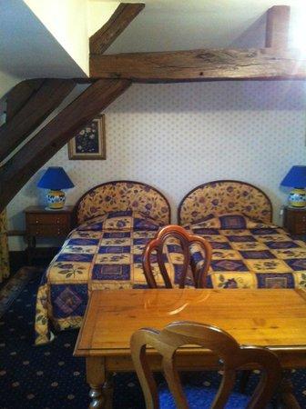Manoir Bel Air : room