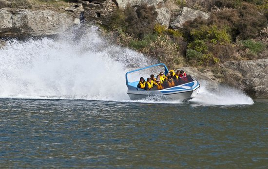 Clutha River Cruises - One Day Cruise : Clutha River Jet Tour option