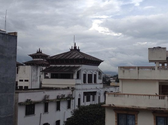 Hotel Buddha Land: View from room