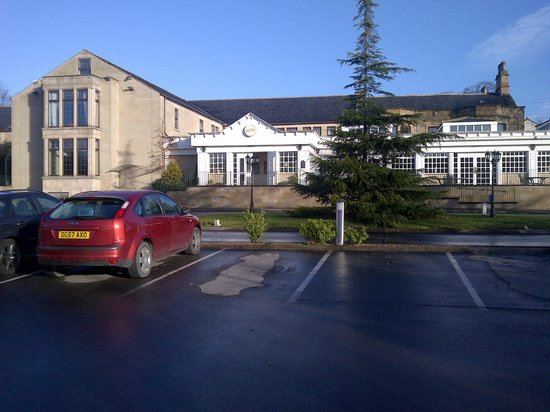 Gomersal Park Hotel: Another view of the Hotel
