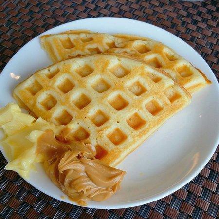 The Klagan Hotel: Breakfast in hotel,
