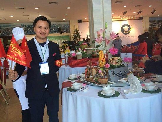 Sen Hotel : Senhotel Vice Director