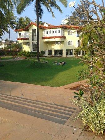 Kenilworth Resort & Spa: Занятия йогой на рассвете.