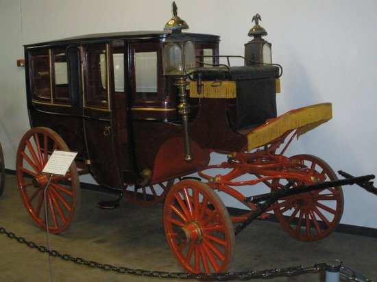 Forney Museum of Transportation: Regal Coach