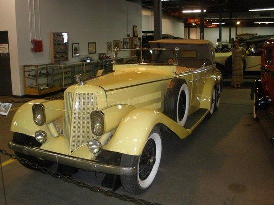 Forney Museum of Transportation: Classic Automobile Coachwork , a Stutz ?