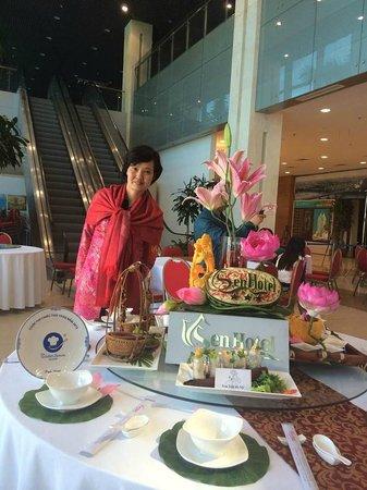 Hanoi Sen 2 Hotel: Senhotel GM
