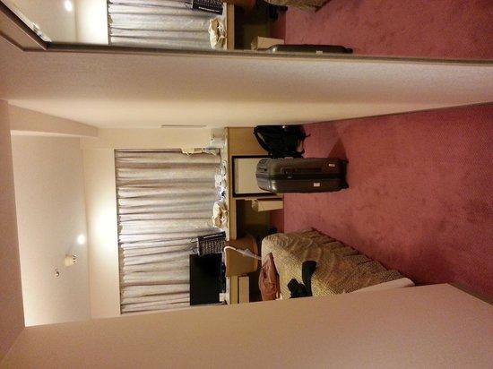 Hearton Hotel Minamisenba: The room