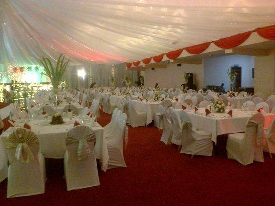 Imperial Royale Hotel Wedding Venue