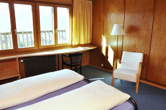 Berghotel Sternahaus: Zimmer