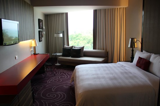 Hard Rock Hotel Pattaya: bed