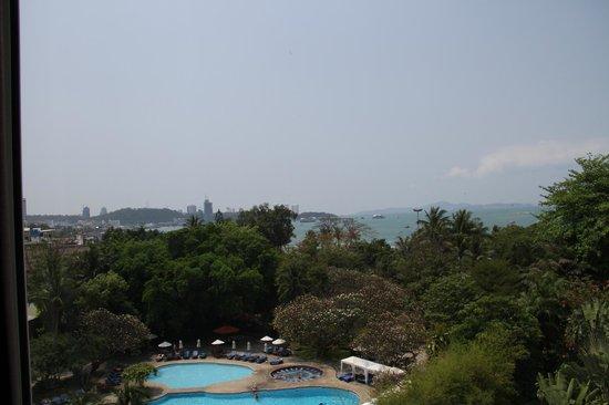 Hard Rock Hotel Pattaya: view