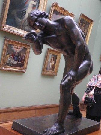 Galerie Tretiakov (Lavrouchinski) : Classic Sculpture