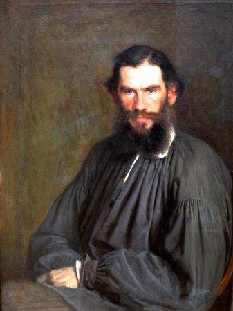 Galerie Tretiakov (Lavrouchinski) : Tolstoy