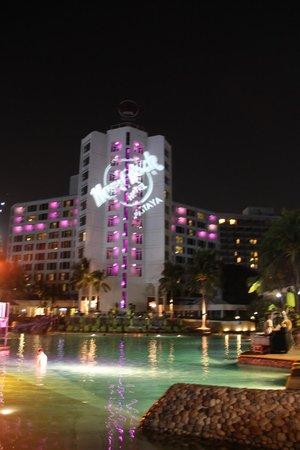Hard Rock Hotel Pattaya: htel