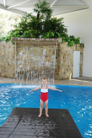 BIG4 Anglesea Holiday Park: 3YO in the pool area