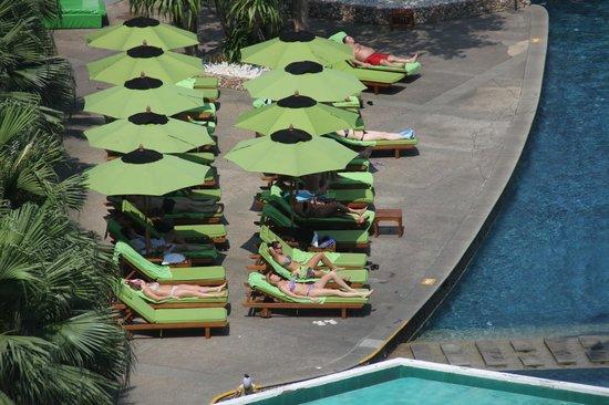 Hard Rock Hotel Pattaya: pool