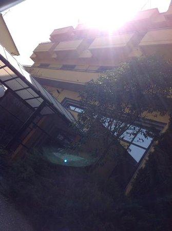"""Cristallo Hotel Assisi: """"INGRESSO"""" ISABELLA PARTIPILO"""