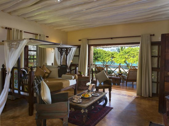 Neptune Pwani Beach Resort & Spa: master suite
