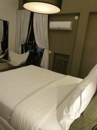 Hotel Acta Madfor : Chambre 7ème étage