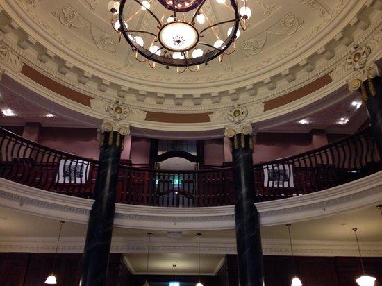 Rendezvous Hotel Melbourne: zona común