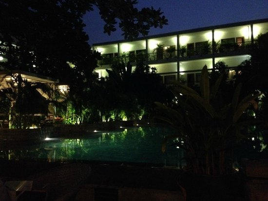 Plantation - urban resort & spa: A nice place for an evening drink !